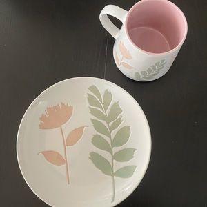 Dusk - Mug and Plate Set